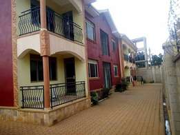 a nice 2bedroom,2bathroom in Namugono at 500,000