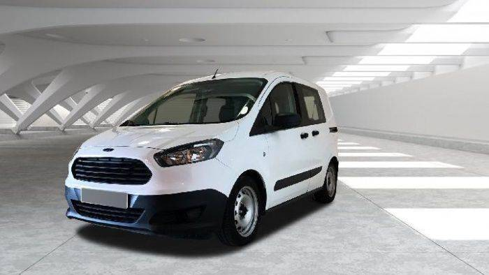 Ford Transit Courier Kombi 1.5tdci Ambiente 75 - 2015