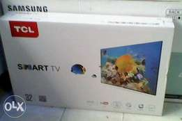 Brand new TCL 32inch digital smart tv
