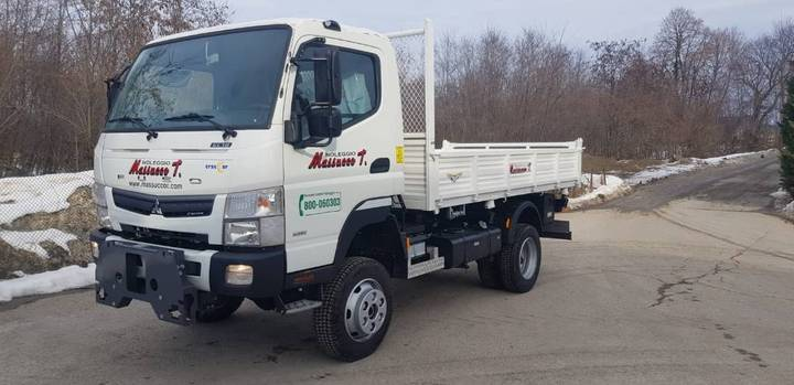 Fuso Canter 6c18 - 2018