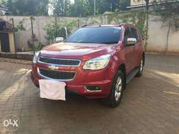 Chevrolet Trail Blazer-Year 2014- Buy and Drive