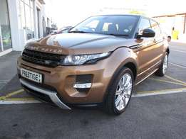 2014 Land Rover Evoque 2.2 SD4 Dynamic