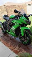 Zx10 special edition