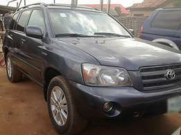 Toyota Highlander (2006) no issue