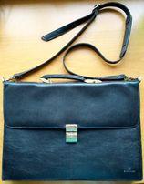 f68b5da02796 Мужская сумка-портфель Bollini, с ремнем через плечо