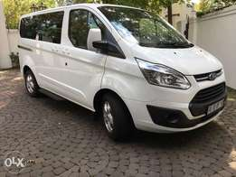 Ford Tourneo Custom Limited 114 kW