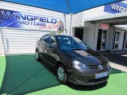 2011 VW Polo Vivo 1.4 Trendline 5 Dr Black 132kkm   R104900