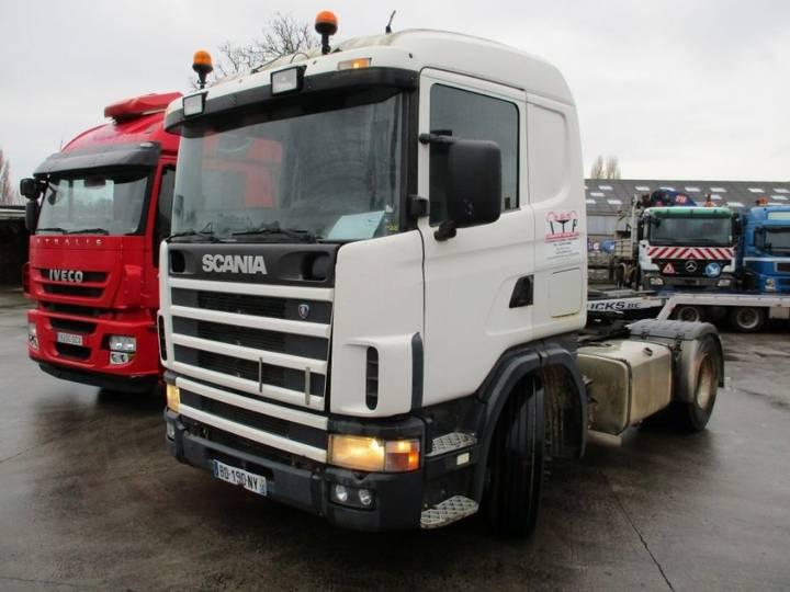 Scania R 124 A 360 - 2000