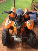 Polaris predator 90cc kids quad