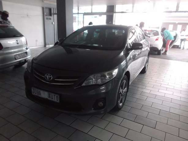 Pre Owned 2012 Toyota Corolla sprinter 1.6 Johannesburg - image 3
