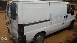 Long Fiat Ducato Tokunbo bus
