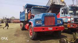 Fairly used Mack Tipper for sale