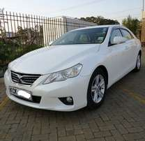 Toyota Mark X New Shape