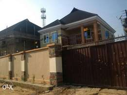 4bedroom duplex for sale off Ada George road