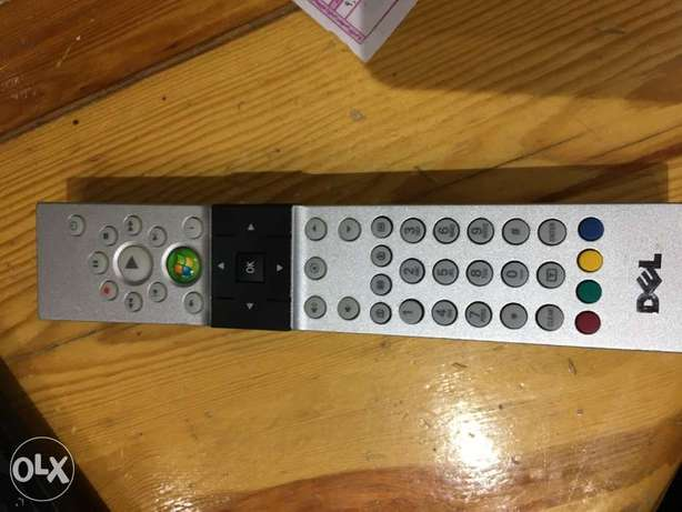Original Dell remote control Windows Media Center