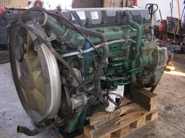 Volvo motor D13A 400/440/480 EURO 3 - 2006