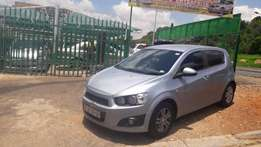 2012 chevrolet sonic 1.3 tdi for sale