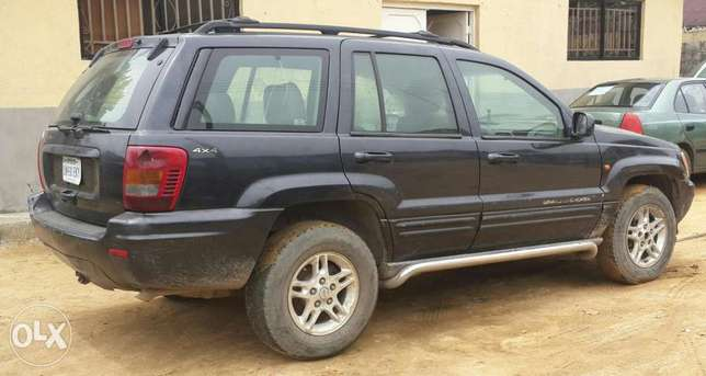 Clean Grand Cherokee Jeep Port-Harcourt - image 7