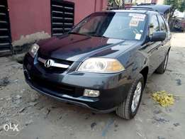 2005 Acura MDX with full options