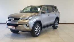 Toyota Fortuner 2.8 GD6 RB 6-Auto