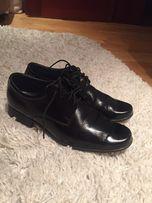 8073589ae271d Eleganckie buty dla chłopca ze skóry naturalnej NOWE!!! 35