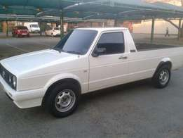 VW Caddy bakkie in a very good condition for sale