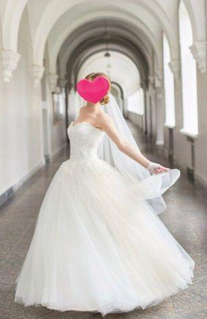 01e244e19b0fba Весільна сукня продаж/прокат. Платье Свадебное Львов - изображение 1