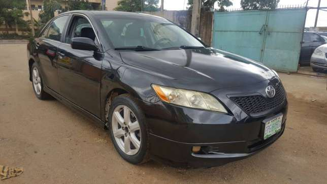 Toyota Camry Sport Edition 2007. Well maintained Ikeja - image 7