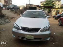 Toyota Camry big daddy 03 sharp no issue