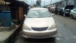Tokunbo Toyota Camry 4 plugs 2003