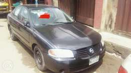 Nissan Sentra 2000 model for fast sell