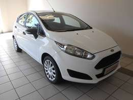 2016 Ford Fiesta 1.4 Ambiente 5 Dr R169995