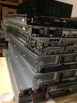 Various Dell Blade Servers