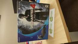 Ps4 Slim 500GB + Uncharted