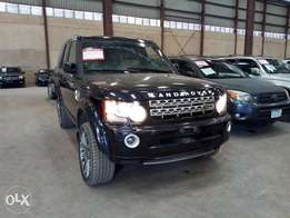 Extremely Clean LR4 Discovery