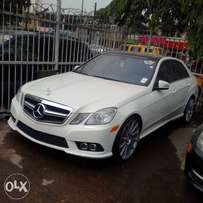 A super clean toks 2010 Mercedes Benz E350 for sale