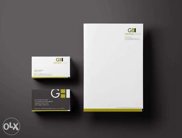 i will design your company logo,business card and letterhead