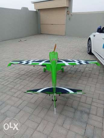 MXS-R 50cc V2 Gas RC Airplane