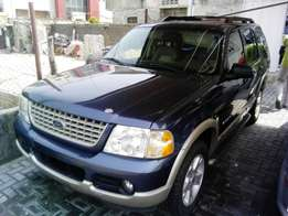 Toks Ford Explorer Blue 2005