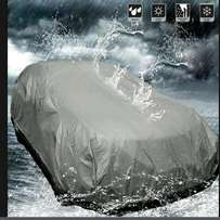 Heavy duty water proof car cover