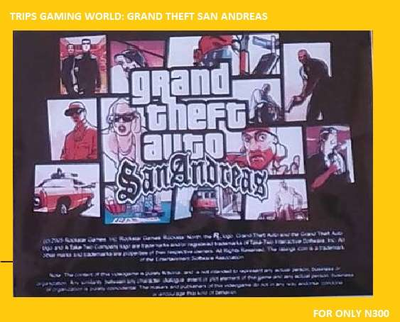 Grand Theft San Andreas pc game Yenegoa - image 1