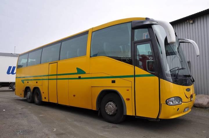 Scania K124 6*2 Irizar - 2000