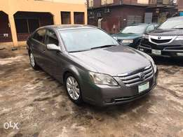 Toyota Avalon up for grabs.
