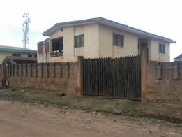 A storey building for sale at Dada Estate, Osogbo