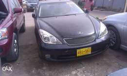 Buy and drive a clean lexus toks