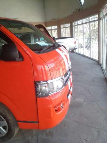 Toyota Hiace 7L manual diesel for sale Mombasa Island - image 7