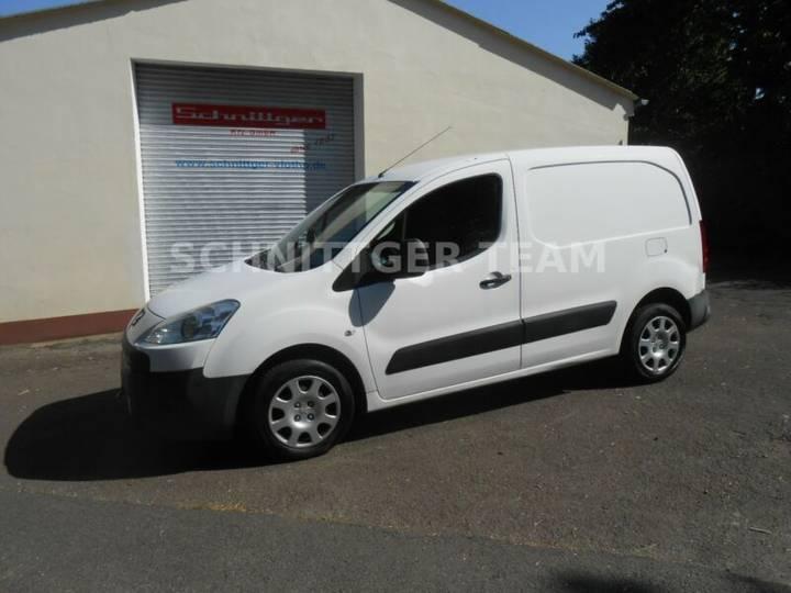 Peugeot Partner L1 Komfort - 2010