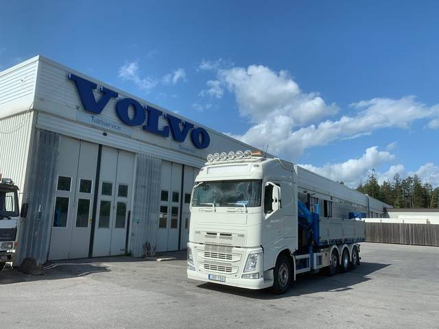 Volvo Fh - 2016