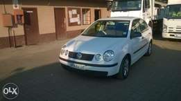 i am selling my VW polo it is in good condition and daily runner