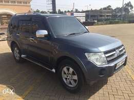 mitsubishi pajero( exceed trade in accepted)